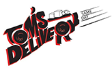 Tom's Delivery, logo